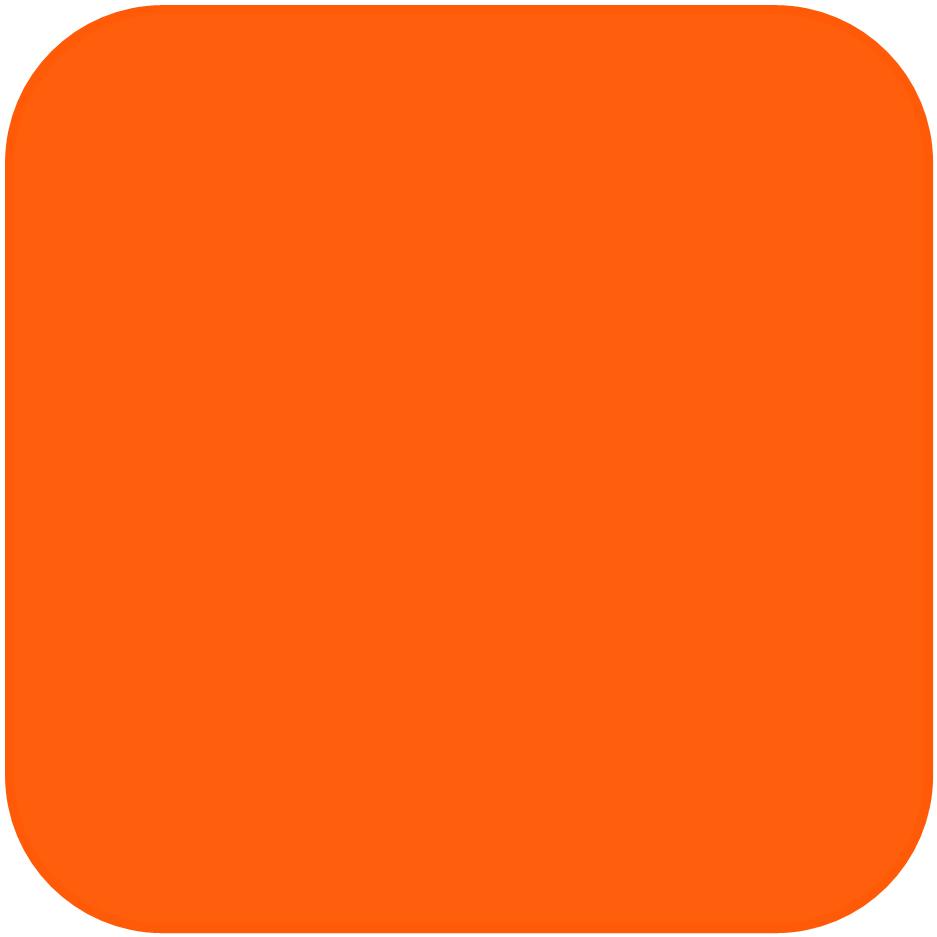 recherche par couleur : L'orange