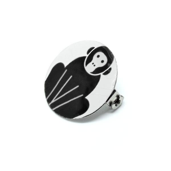 Badgi black monkey b 0