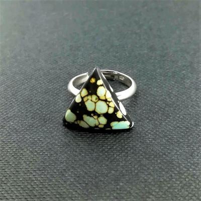 Bague LILY (turquoise)