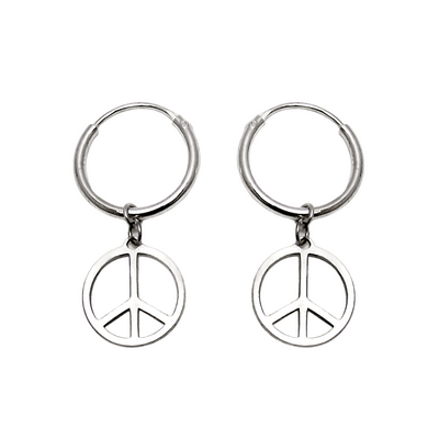 Earrings Peace