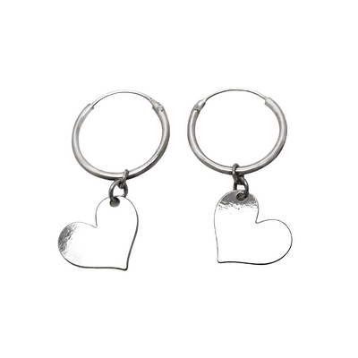 Earrings Sweet heart