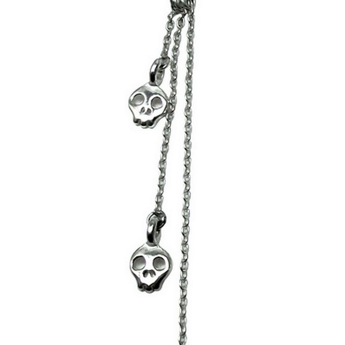 Bo pendantes tiny skulls 3 0 700