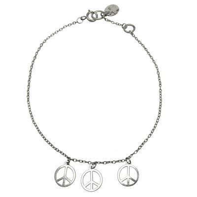 Bracelet 925 peace