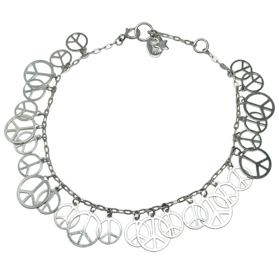 bracelet argent 925 peaceful mood