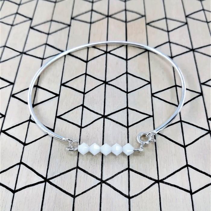 Bracelet jonc lou5 2 0 701
