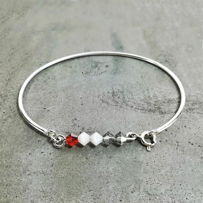Bracelet jonc lou6 0 0 701