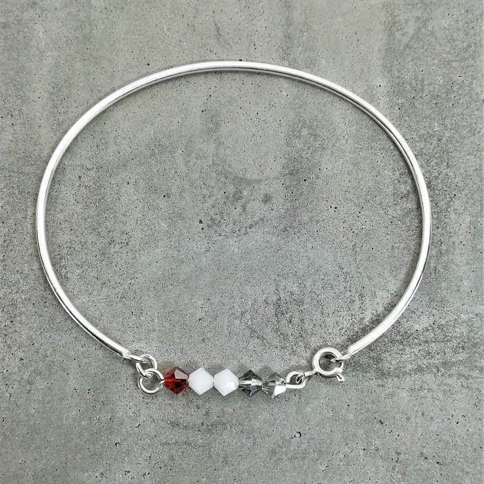 Bracelet jonc lou6 3 0 701