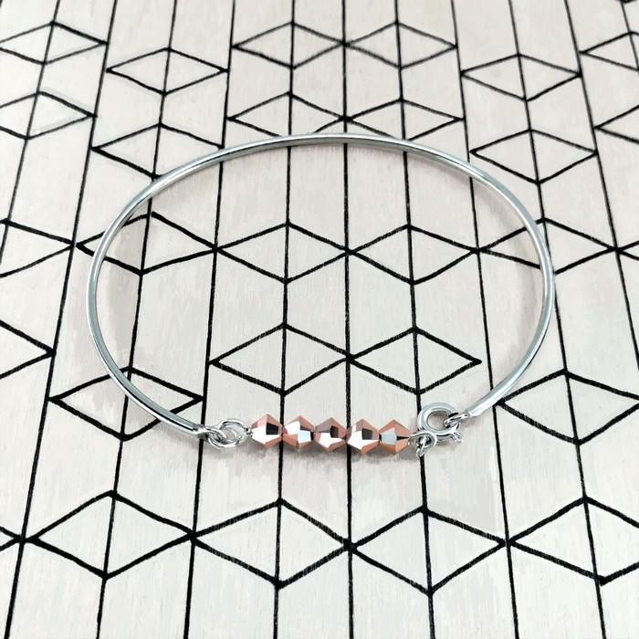 Bracelet jonc lou7 4 0 700