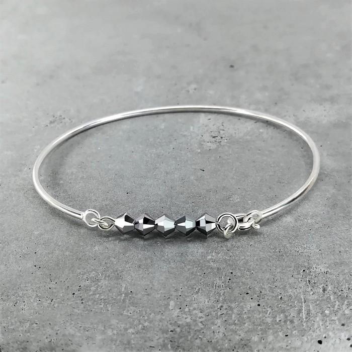 Bracelet jonc lou8 0 0 700