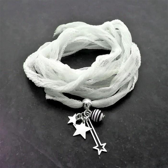Bracelet ruban fairy 0 0 700