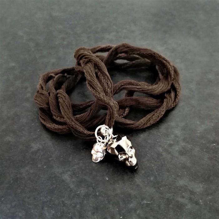 Bracelet ruban vanity 0 0 700