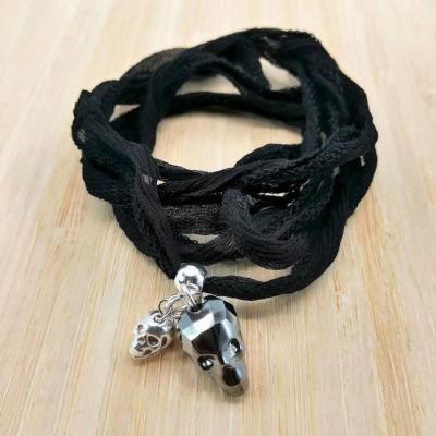 bracelet ruban VANITY