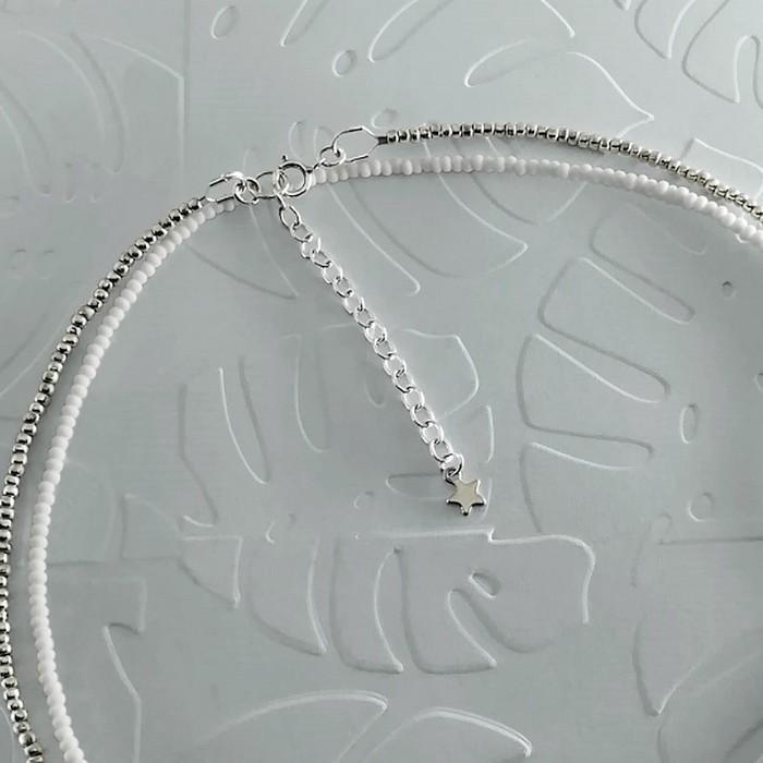 Bracelet wrap diego argent 3 0 700