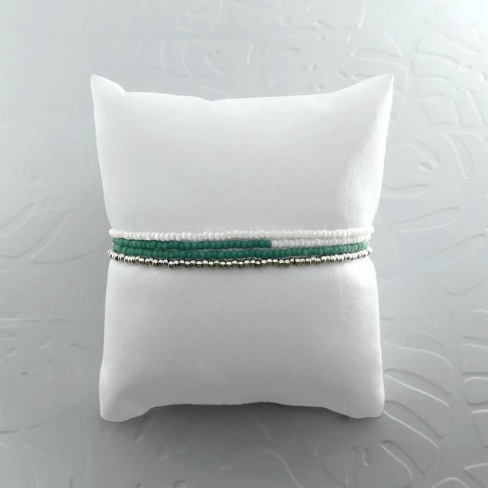 Bracelet wrap diego celadon 1 0 700