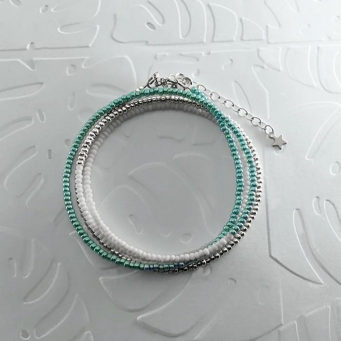 Bracelet wrap diego dark sea 0 0 700