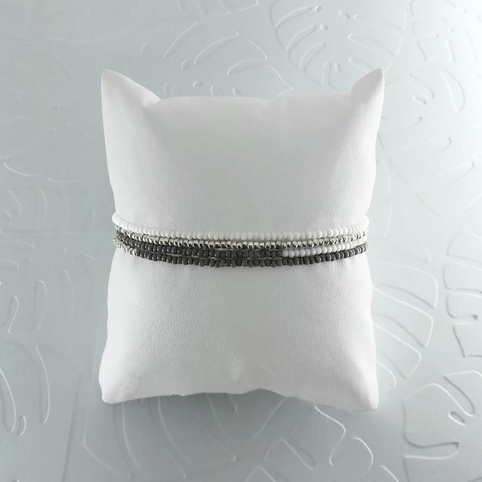 Bracelet wrap diego gris 1 0 700