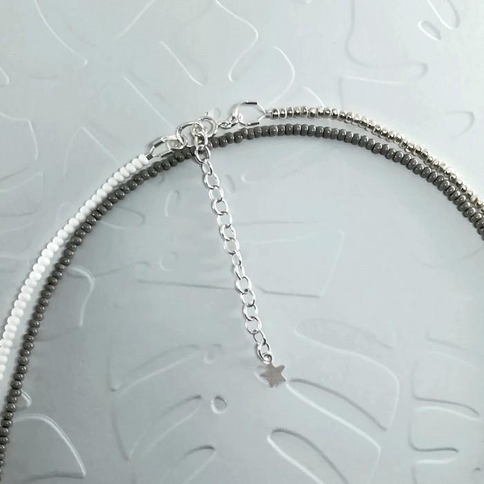 Bracelet wrap diego gris 2 0 701