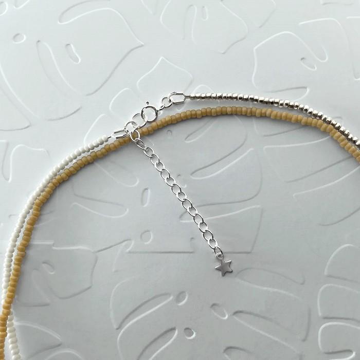 Bracelet wrap diego marron beige 2 0 700