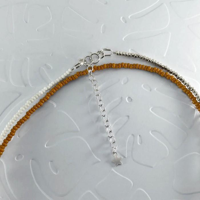 Bracelet wrap diego marron caramel 2 0 700