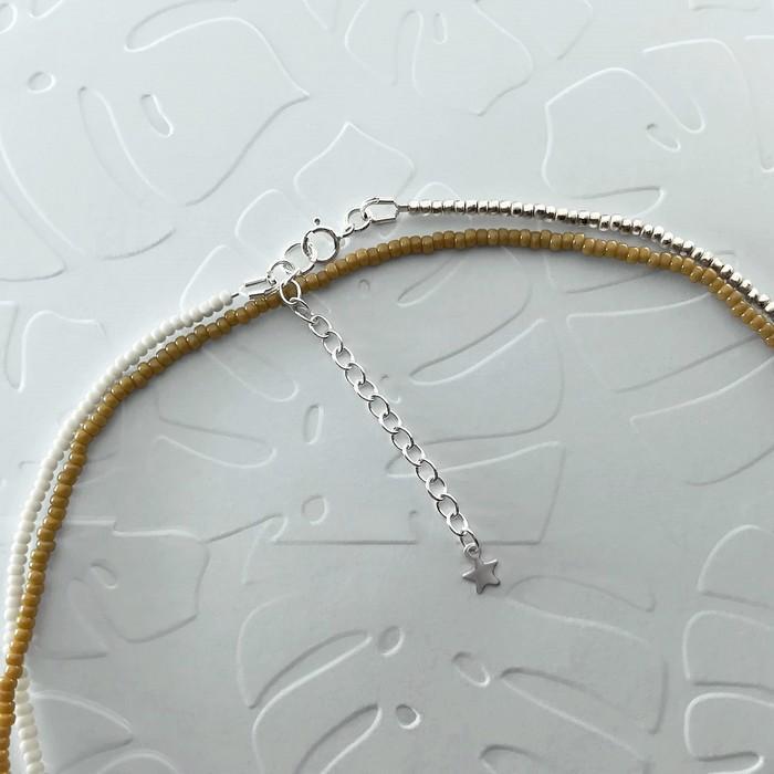 Bracelet wrap diego marron taupe 2 0 700