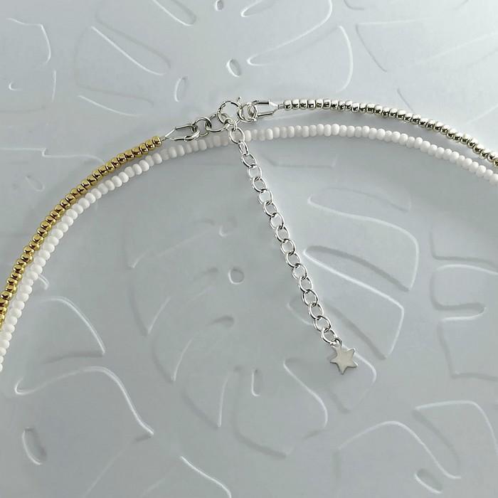Bracelet wrap diego or pale 2 0 700