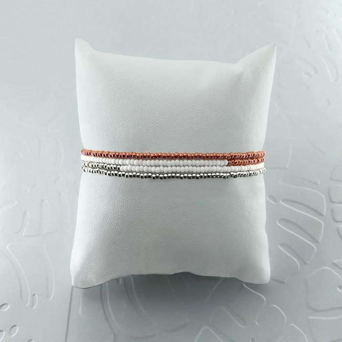 Bracelet wrap diego or rose 1 0 701