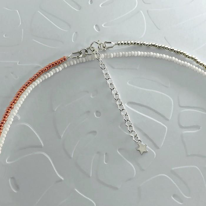 Bracelet wrap diego or rose 2 0 701