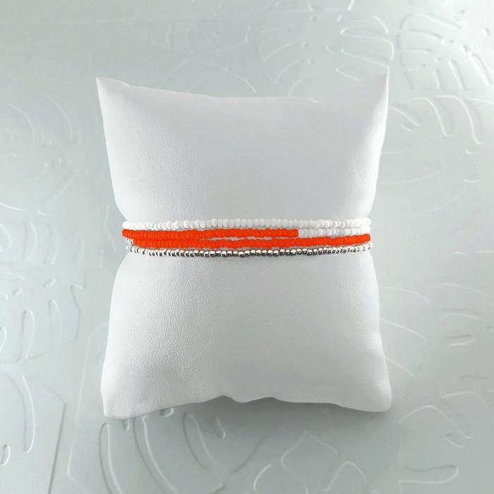 Bracelet wrap diego orange sanguine 1 0 700