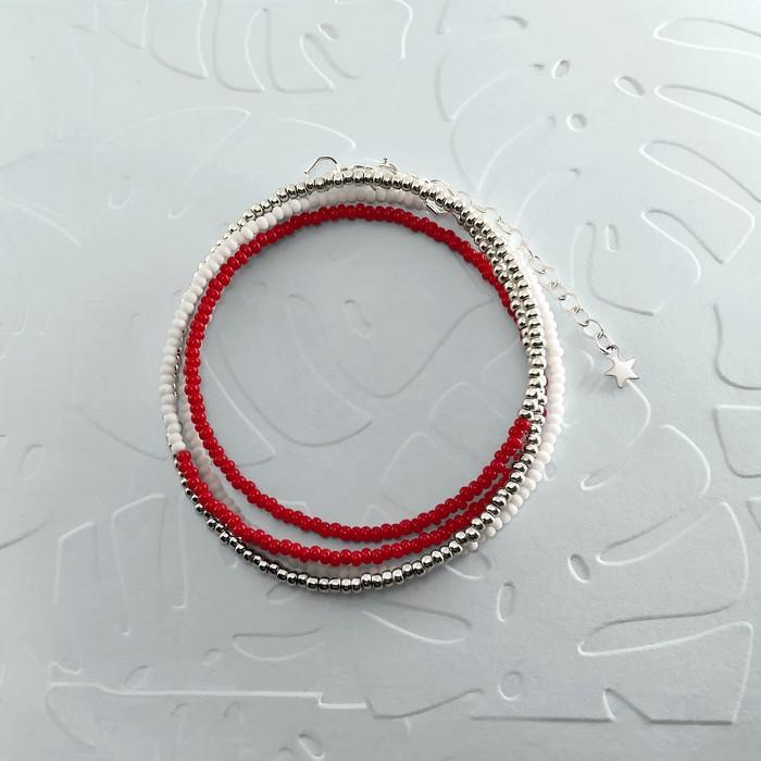 Bracelet wrap diego rouge cerise 0 700