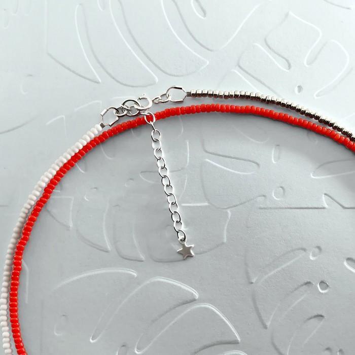 Bracelet wrap diego rouge coquelicot 2 0 700