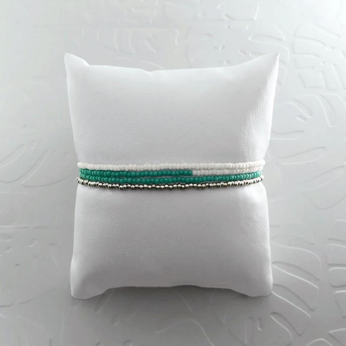 Bracelet wrap diego turquoise 1 0 700