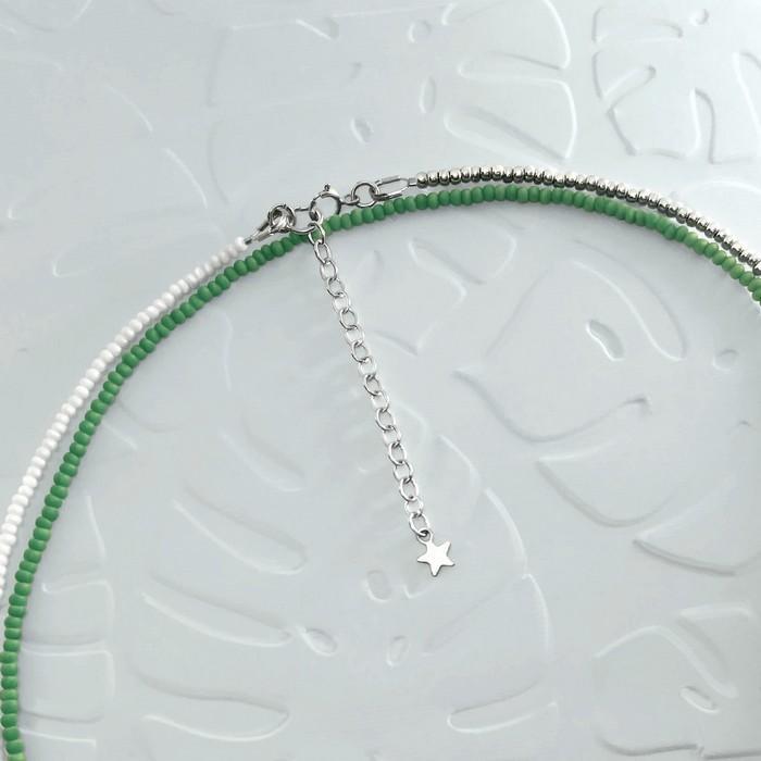 Bracelet wrap diego vert amande 2 0 700