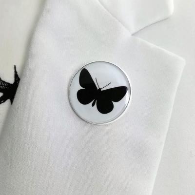 Broche Moth