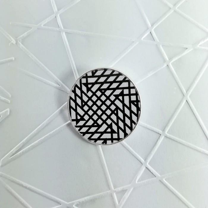 Broche badgi triangoli 0 0 700