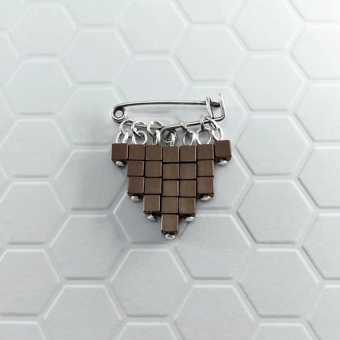 Epingle cubic cuivre 0 0 700