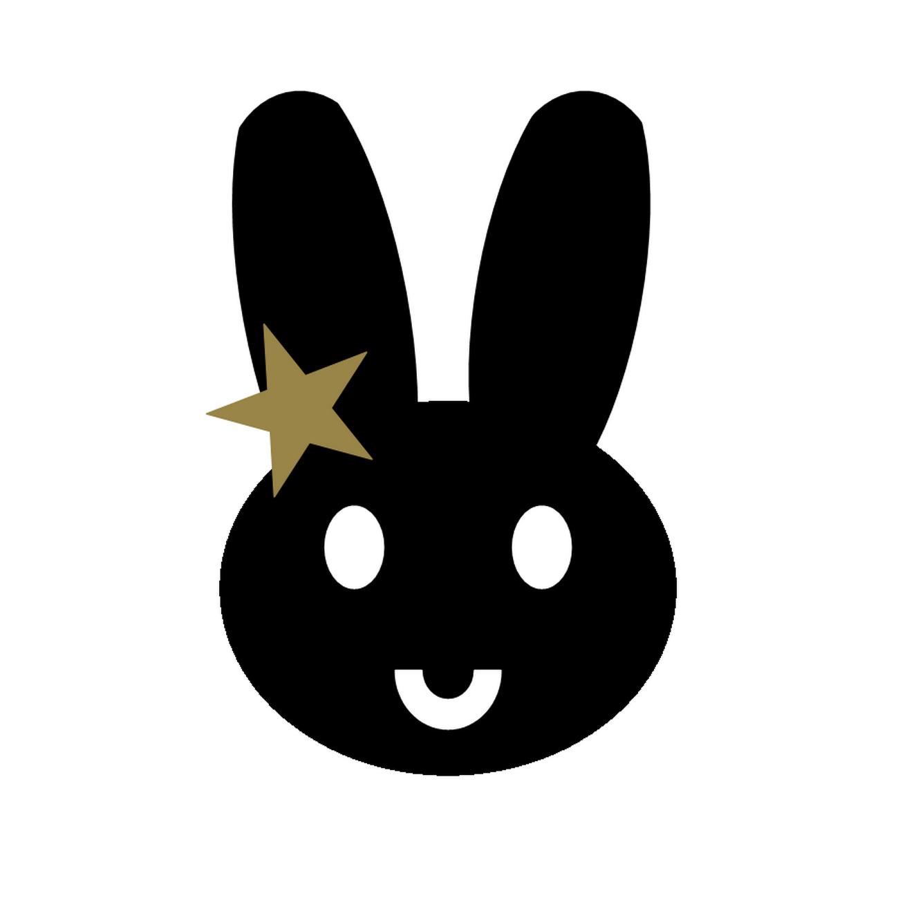 logo bunny girl