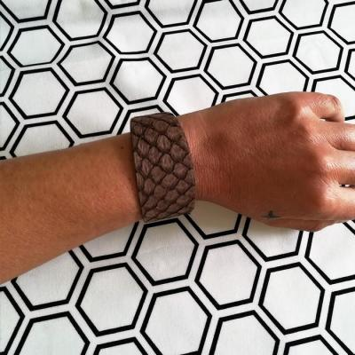 cuff bracelet Tilapia