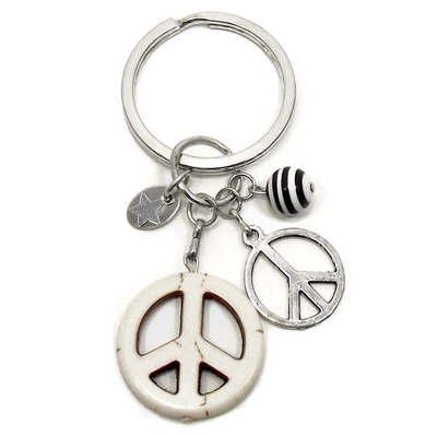Key ring Peace
