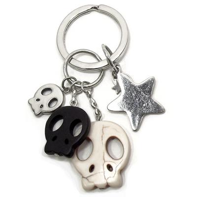 Porte-clés Skulli