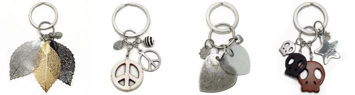The key rings