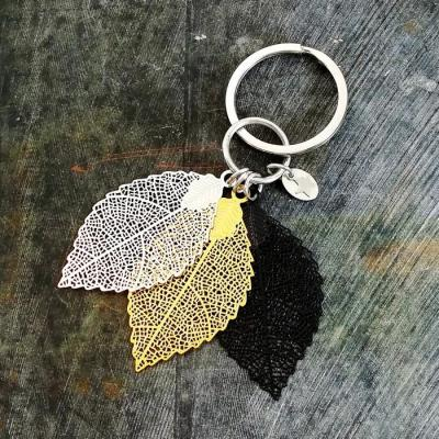 Key ring Leaves