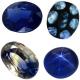 les pierres précieuses: le saphir